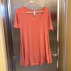 Lularoe oversized shirt